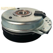Electric Pto Clutch For John Deere G110 Lawn Tractor Gy20878 Upgraded Bearings