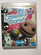 Super Exclusive Little Big Planet Ps3 Video Game Cant Find Anywhere Else