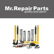 Arb For 07-18 Wrangler 4 X 4 Ome Front And Rear Suspension Lift Kit Omejk4