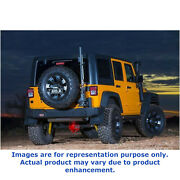 Arb For 2007-15 Jeep Wrangler Full Rear Bumper With Tire Carrier Mount 5650370