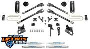 Fabtech K3149 7 4 Link W/coil Springs And Performance Shocks For 2013-19 Ram 3500