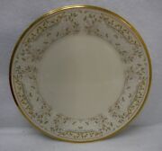 Lenox China Meadow Song Pattern Dinner Plate - 10-3/4