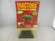 Hachette No. 62 1958 Simar T100a In Green Tractors And The World Of Farming