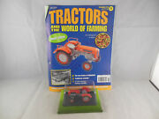 Hachette No.72 1960 Bautz 300 Td In Red Tractors And The World Of Farming
