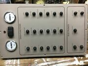 Dc Electrical Panel With Hour Meters And 23 Breakers