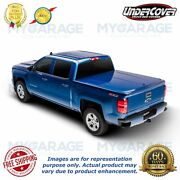 Undercover Lux Truck Bed Cover For 2015-2018 Ford F-150 6and0396 Bed - Oxford White