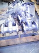 Gate Valves Beric Rf 300 A-216wcb. 4 3 3 1 And 2 1