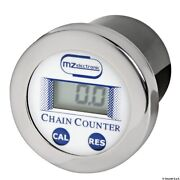 Mz Electronic Anchor Windlass Built-in Chain Counter 12/24v D=52mm