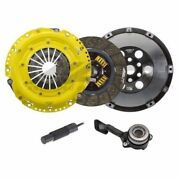 Act Advanced Clutch Ff3-hdss Hd/perf Street Sprung For 2013-15 Ford Focus St