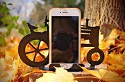 Mobile Device Holder Tractor Metal Cell Phone Holder Phone Holder
