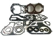 For Yamaha Parsun Outboard 25hp 30hp 61n 61t-w0001-02 Power Head Gasket Set Kit