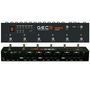 Moen Canada Gec9 V2 New Version Pedal Switcher Routing System With Power Supply