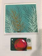 Registeredmail Starbucks Singapore Xmas Ornament Gift Card And Greeting Card 2018