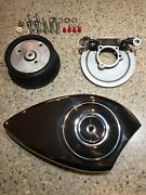 Harley Davidson Air Filter Cover And Hardware