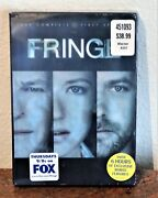 Fringe - The Complete First Season Dvd 2009 7-disc Set Special 3-d Cover