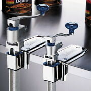 Edlund Manual Can Opener With Bench Mount Stainless Steel Base   1 Each