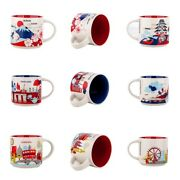 Starbucks Japan England London Coffee Cup Mugs You Are Here Yah Collection Gifts