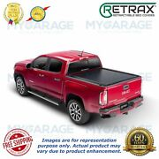 Retrax For 2015-2018 Chevy Colorado 5and039 Bed One Mx Tonneau Cover 60454