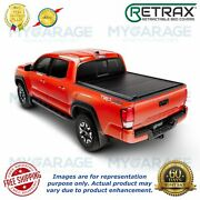 Retrax For 2007-2018 Toyota Tundra 6.5and039 Bed Pro Mx Tonneau Cover 80846
