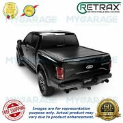 Retrax For 2007-2018 Toyota Tundra 5.5and039 Bed Powertraxpro Mx Tonneau Cover 90830