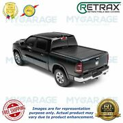 Retrax For 2019 Dodge Ram 1500 6.4and039 Bed Classic Body Style Pro Mx Tonneau 80235