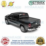 Retrax For 2009-2018 Dodge Ram 1500 5.7and039 Bed W/o Rambox Pro Mx Tonneau 80230