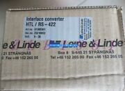 One New Leine Andamp Linde Htl/rs-422 Pulse Amplifier
