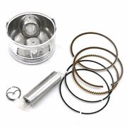 Rings Piston Kit For Cfmoto Fashion 250t-f Jetmax 250 Scooter Mopeds 250cc