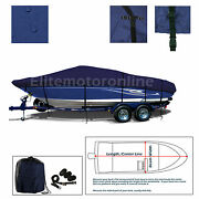 Bullet 21xd Trailerable Fishing Bass Bay Boat Cover