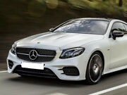 Mercedes C238 E Class Coupe Cabriolet Grille Models Without 360 Degree Camera