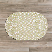 Confetti Light Green Braided Area Rug/runner By Colonial Mills. Many Sizes.ti89