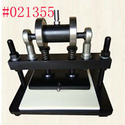 Intbuying 300150mm Manual Cutting Machine Die Cut For Leather,cloth Etc. Best