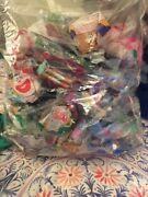 Vintage Mcdonaldand039s Happy Meal Toys Lot Mixed Character Family - See Description