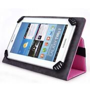 Ematic Egq307qv 7 Inch Tablet Case, Unigrip Edition - Pink - By Cush Cases