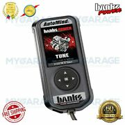 Banks For Dodge/ram/jeep Power Automind 2 Programmer Hand Held 66412
