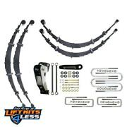 Icon Vehicle K45000-99 4-5 Suspension Lift Kit For 2000-05 Ford Excursion 2/4wd