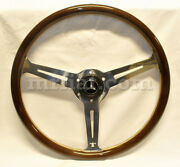 Mercedes 280sl 380sl 450sl 500sl 560sl Steering Wheel Mahogany 390x24 New