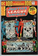 Dc 100 Pg Super Spectacular 17 Vf+ 8.5 Justice League Of America