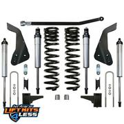 Icon K64551 4.5 Suspension Lift Kit - Stage 2 For 08-10 Ford F250/f350 Sd 2/4wd
