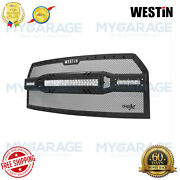 Westin For 2015-2017 Ford F-150 Hdx Series Main Led Textured Black Wire 34-1045
