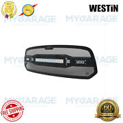 Westin For 13-18 Ram 1500 Hdx Series Main Grille Led Textured Black Wire 34-1035