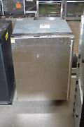 U-line U3024rs01a 24 Stainless Built-in Compact Refrigerator Nob 35393 Hrt