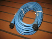 Furuno Blue Network Cable 10m For Navnet Vx1 Vx2 000-154-050 6 Pin F Both Ends