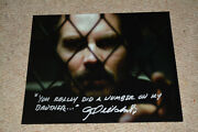 Garrett Dillahunt Signed Autograph In Person 8x10 The Last House On The Left