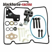 Stc Hpop Fitting Upgrade Kit Ipr Screen Oem For Ford 6.0l Powerstroke Diesel