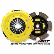 Act Nx9-hdg6 6 Pad Clutch For 91-96 G20 Base / 200sx 95-98 Se-r