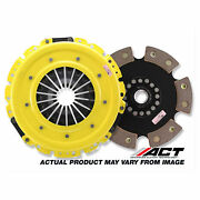 Act Nx9-hdr6 6 Pad Clutch Pressure Plate For 91-96 G20 Base / 200sx 95-98 Se-r