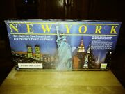 Rare Vintage 1980 New York City Real Estate Board Game Twin Towers Brand New