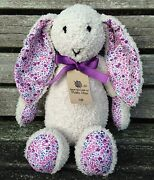 Hand Knitted Liberty Bunny