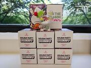 2018 Kidrobot Exclusive 3 Holiday Party Dunny By Jec Limited To 500 Pieces